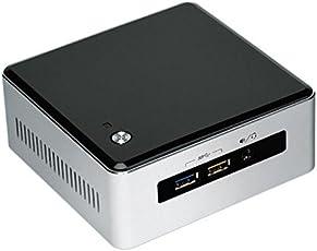 Intel BOXNUC5i5RYH 2015 Mini PC (Intel Core i5-5250U/2GB/NAGB/No OS/Integrated Graphics), Blue