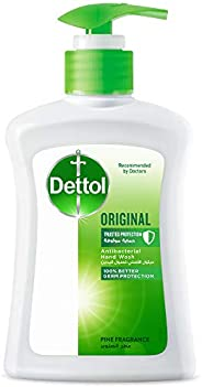 Dettol Original Anti-Bacterial Liquid Hand Wash 200ml