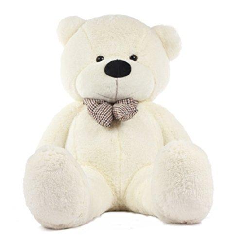 Ours en peluche, igeekor 1qualité 119,4cm géant Grande peluche Ours en peluche poupée jouet en peluche ours en peluche doux