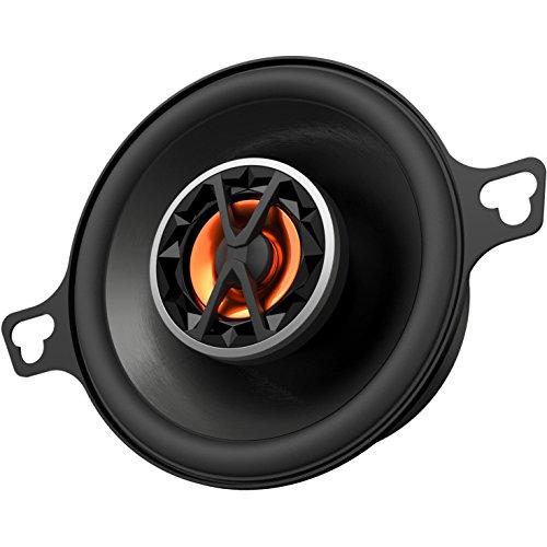 """JBL Club 3020 3,5"""" (88,9mm) Koaxialer Stereo Auto-Lautsprecher (1 Paar) - Schwarz"""