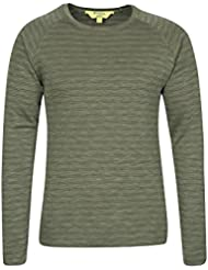 Mountain Warehouse Mens Striped IsoCool Top