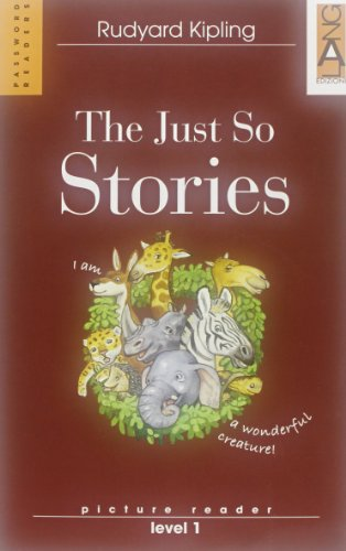 The Just So Stories. Con audiolibro. CD Audio