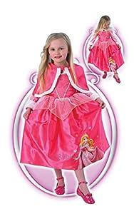 Rubies La Bella Durmiente - Winter Wonderland - Disney - Niños Disfraz - Pequeño - 104cm
