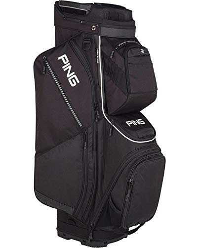 Ping 2019 Pioneer Sac pour Chariot, Noir