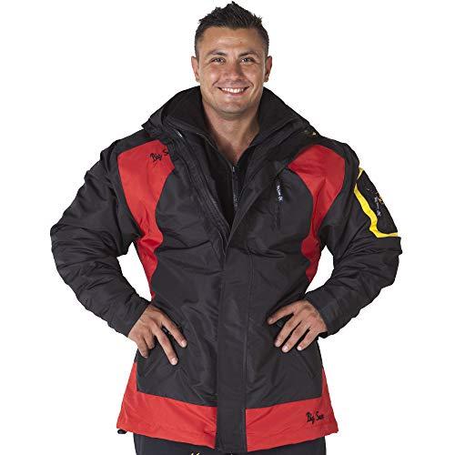 BIG SM EXTREME SPORTSWEAR Jacke Bomberjacke Sweatshirt Jacke Blouson 4013 5XL