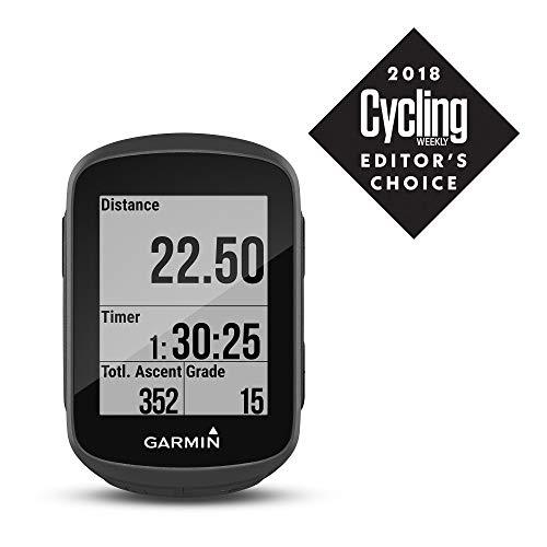 Garmin Edge 130 Pack - Ciclocomputador con GPS (Pantalla de 1.8