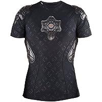 Gform Pro-X Shirt Junior Black/GF Logo 2018Protección Alto del Cuerpo Infantil, Niño, Color Negro, Tamaño L