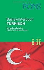 PONS Basiswörterbuch Türkisch: Mit großem Extrateil: Nützliche Redewendungen. Türkisch-Deutsch/Deutsch-Türkisch