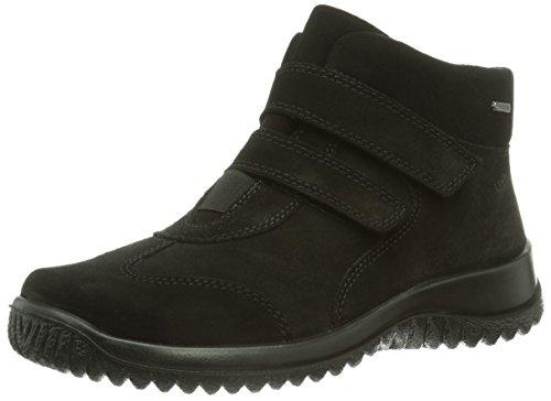 Legero Softboot, Sneaker a Collo Alto Donna Nero (Schwarz (SCHWARZ 00))