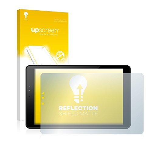 upscreen Entspiegelungs-Schutzfolie kompatibel mit Allview Viva H1002 LTE - Anti-Reflex Bildschirmschutz-Folie Matt