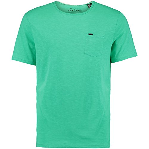 O'Neill Herren Jacks Base T-Shirts aurora red