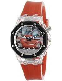 Disney Analog Multi-Colour Dial Boy's Watch - SA8524CAR02