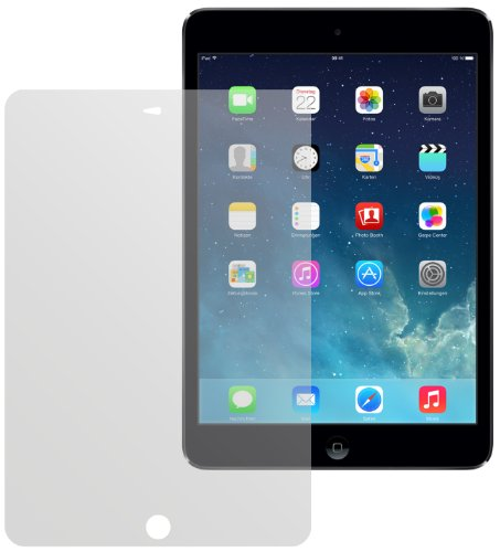 dipos I 2X Schutzfolie matt passend für Apple iPad Mini 2/3 Folie Displayschutzfolie