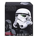 Star Wars - Edition Collector  Black series - Casque impérial de Stormtrooper
