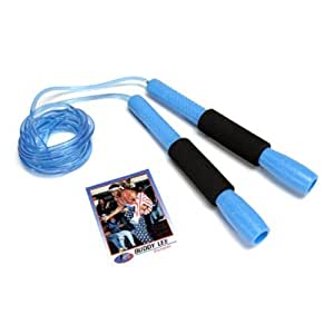 Buddy Lee's Magic Speed Jump Rope blau - Springseil