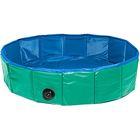 Karlie Doggy Pool ø: 80 cm grün-blau