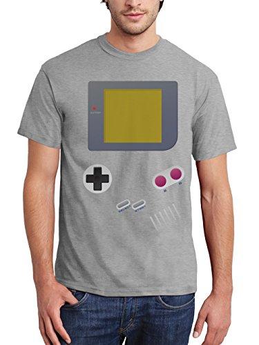 irt Handheld Grau Gr. L (Toad Kostüm Nintendo)