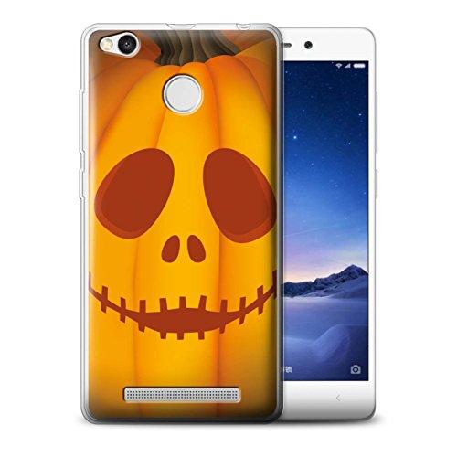 e/Cover/Skin/redmi3s-gc/Halloween Pumpkin Collection Fantôme (Fantome Halloween)