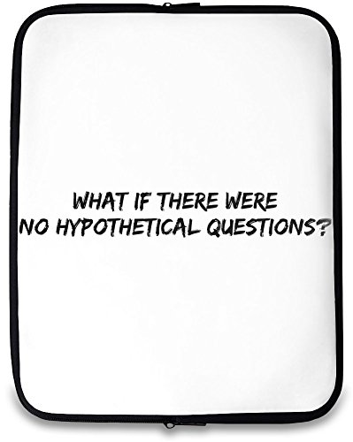 What if there were no hypothetical questions? Stampa per Computer 15