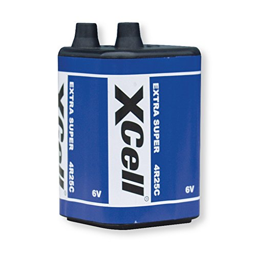 Berner Trockenbatterie Mono, 9500 mAh, 6V (9500 Farbe)
