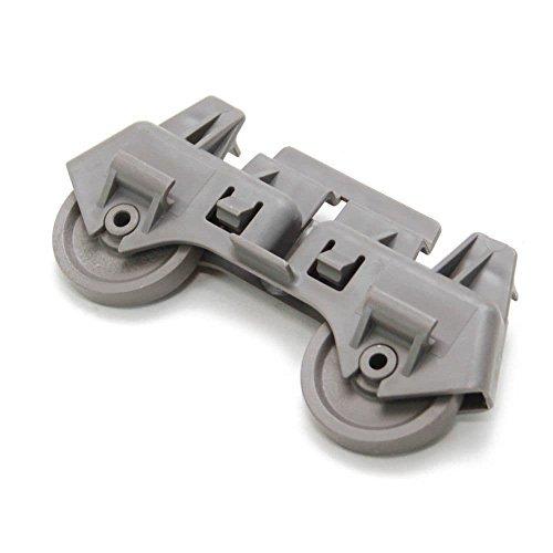Whirlpool w10082868Geschirrspüler Abtropfgestell Roller Original Equipment Hersteller (OEM) Teil für Kenmore, Maytag, KitchenAid, Kenmore Elite, Whirlpool, Fulgor, Ikea, Kenmore Pro - Maytag Roller