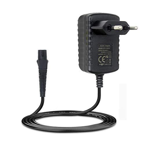 DishyKooker - Cargador afeitadora 12 V 400 mA BR-aun