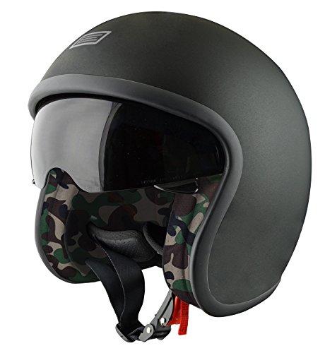 Origine Helmets Sprint Camo, Nero, Taglia L