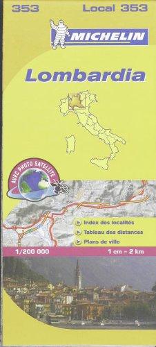 Descargar Libro Carte LOCAL Lombardie de Collectif Michelin