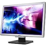 Acer AL2216W s 55,9 cm (22 Zoll) Wide Screen TFT Monitor silber/schwarz VGA (Kontrast 700:1, 5 Ms Reaktionszeit) (Auflösung 1680 x 1050 Bildpunkte)
