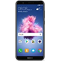 Huawei P Smart 5.65-Inch 3 GB 13 MP UK SIM-Free Smartphone - Black