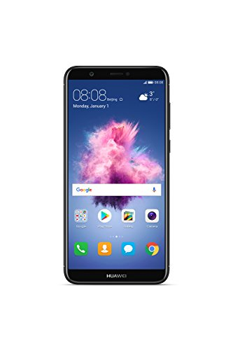 Huawei P Smart 5.65-Inch 3 GB 13 MP UK SIM-Free Smartphone - Black Best Price and Cheapest