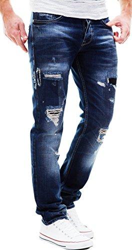 merish-hommes-jeans-detruit-patche-cousu-utilise-look-modele-contraste-tres-detaillee-et-traitement-