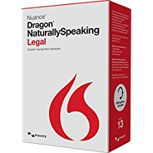 The Best Nuance Dragon Naturally Speaking Legal 13.0 Academic by Nuance