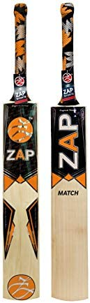 Zap Match Match Match English Willow, Mazza da Cricket | Di Alta Qualità