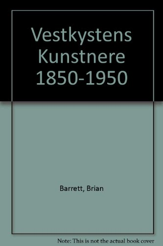 Vestkystens Kunstnere 1850-1950