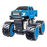Upxiang Mini Toy Car Frühe Pädagogische Trägheit Rennwagen Modell Kinder Geschenk Spielzeug (Blau)