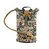 Odoor Hidratación 2L camuflaje Duffle Backpack Agua