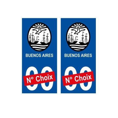 buenos-aires-ville-sticker-numero-au-choix-autocollant-blason-argentine-city-arrondis
