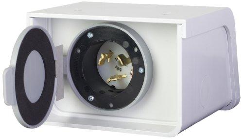 Reliance Controls Corporation pbn5050-amp NEMA 3R CS6375Power Einlass Box für Generatoren bis zu 12.500Running Watt