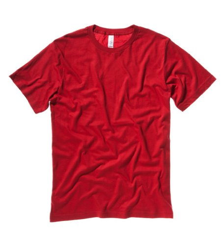 Bella+Canvas Modisches T-Shirt 'The Perfect Tee' 3001 Red