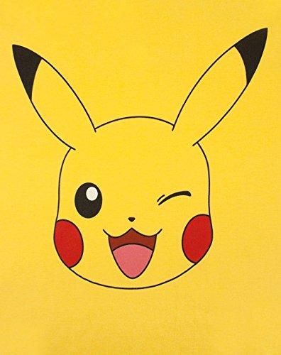 Pokmon-Pikachu-Mens-T-Shirt
