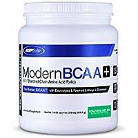 USP Labs Modern BCAA+ Honeydew Melon Pre-Workout Mix, 1lbs