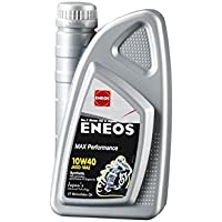 ENEOS Max Performance Synthetic Engine Oil 4T ENEOS 10W401LITRE (4T)/Max Performance Synthetic Motor Oil 4T ENEOS 10W40Engine Oil 1Litre (Engine Oil 4T) preiswert