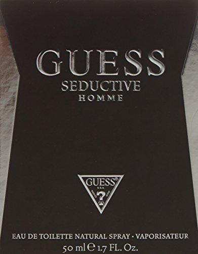 Guess Seductive Homme Eau de Toilette, 50 ml