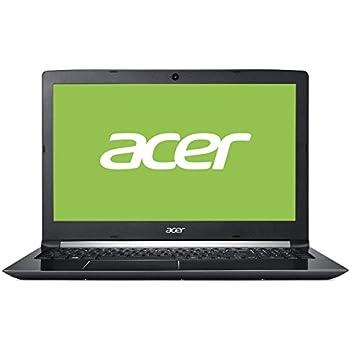 """Acer Aspire A515-51G-710H - Ordenador Portátil de 15.6"""" HD (Intel Core i7-7500U, 8 GB RAM, 1 TB HDD, Nvidia GT 940MX 2 GB, Windows 10); Negro - Teclado QWERTY Español"""