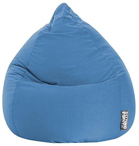 Sitzsack Easy XL ca. 220 Liter blau
