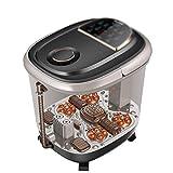 XSWZAQ Piede Elettrico Automatico pediluvi barile pediluvio Vasca idromassaggio Riscaldamento casa Pedicure Macchina termostatica a Pedale