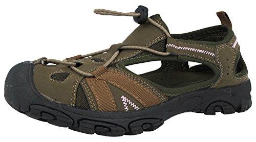 Cushion Walk Damen Sneaker Grün Khaki (Walk Damen-cushion)