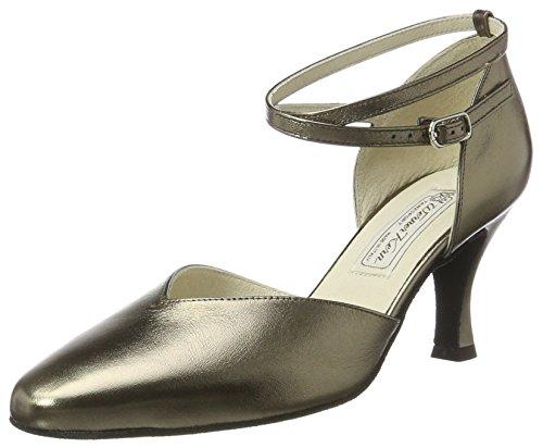 Werner Cœur-Chaussures de danse Betty (6,5cm) - Chevro Antik