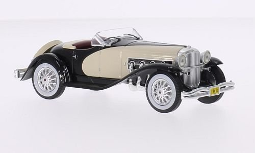 duesenberg-ssj-schwarz-hellbeige-1933-modellauto-fertigmodell-mcw-sc04-143